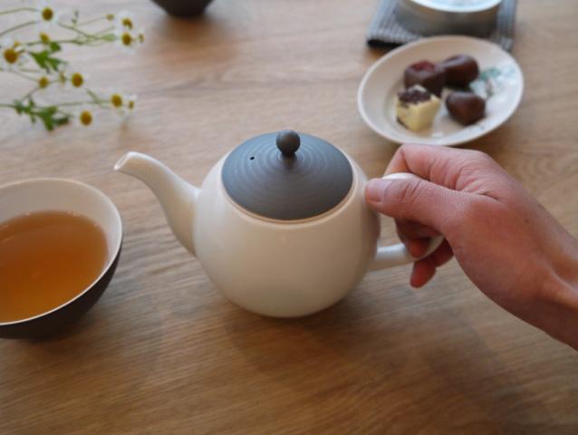 茶ばポット