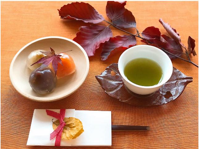 日本茶おもてなしレッスン