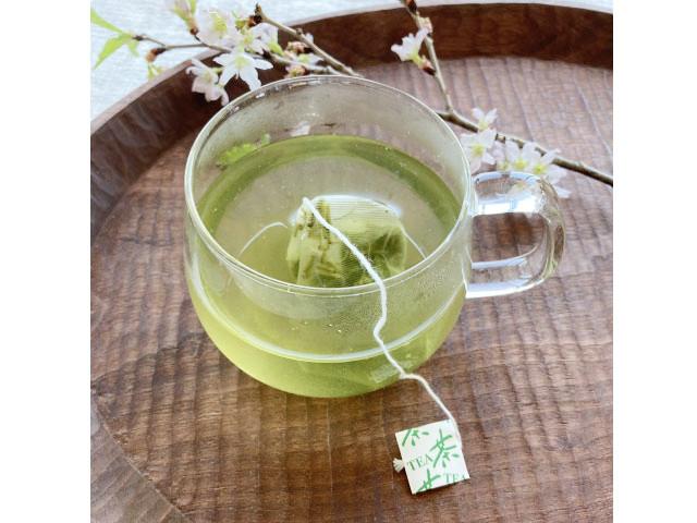さくら煎茶 桜煎茶 桜茶 ティーバッグ