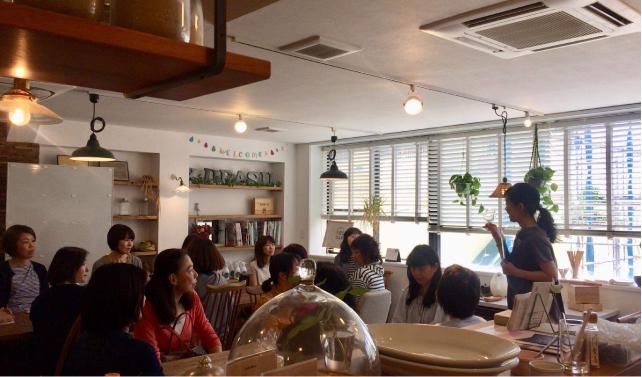 日本茶教室 自由が丘