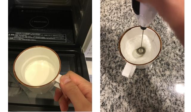 ほうじ茶チャイ 作り方 つゆひかりほうじ茶