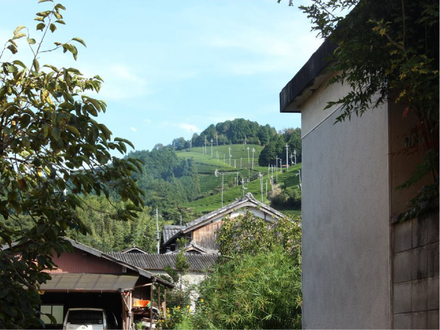 z1 田村さん宅からの景色